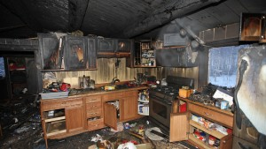 fire damage, fire damage insurance claim
