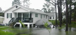 flood damage claim