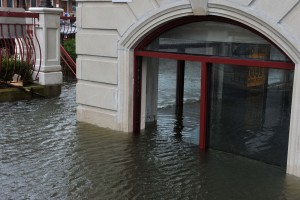 business flood damage