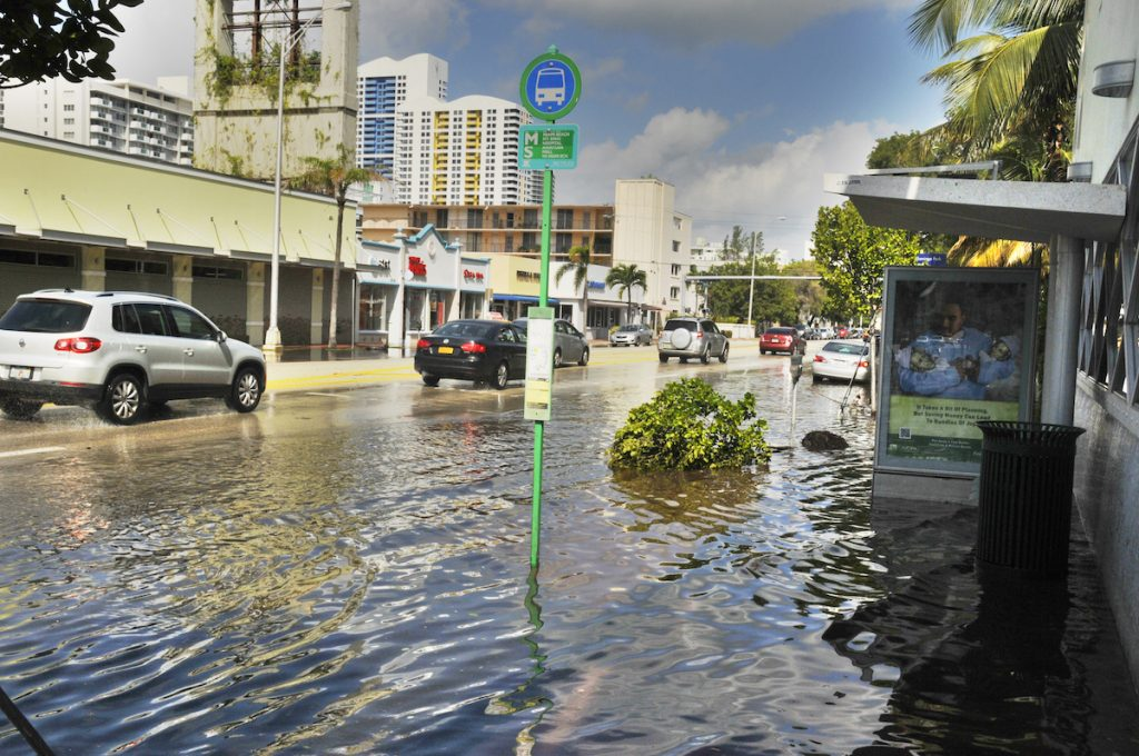 flood damage in miami