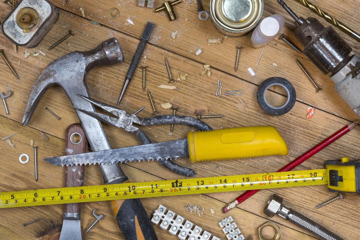 hardware-home-reapir-tools